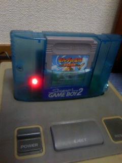 スーパーゲームボーイ2(いちろー)